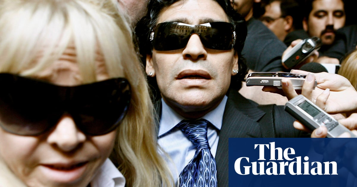Director Asif Kapadia: 'Diego and Maradona were two different people'