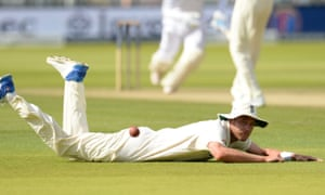 Stuart Broad drops a chance off Jermaine Blackwood during England's win at Lord's, a trend that will need to be addressed before England head for Australia in the winter.
