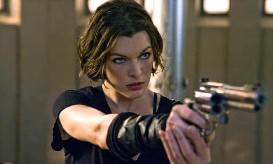 Milla Jovovich … 'What do you mean this is the last installment?'
