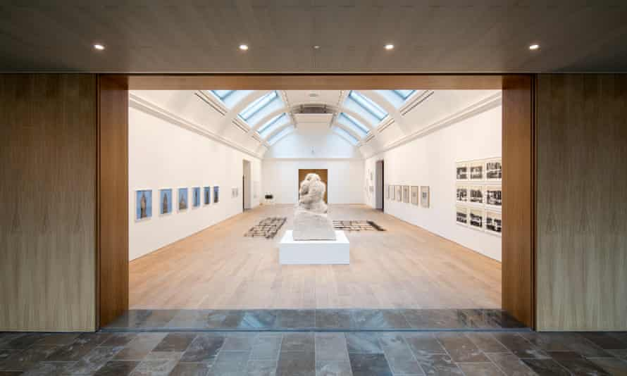 The Whitworth Art Gallery.
