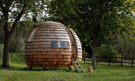 Escape Pod - Podmakers home office