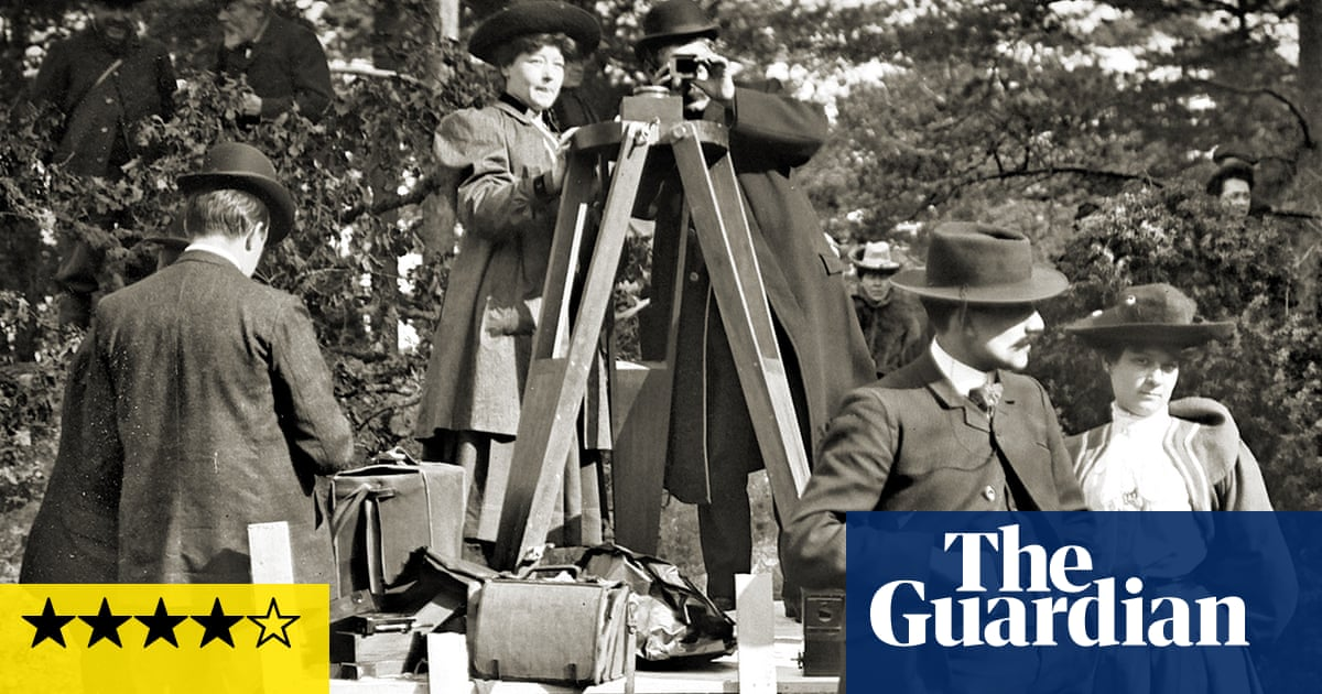 Be Natural: The Untold Story of Alice Guy-Blaché review – paean to a movie pioneer
