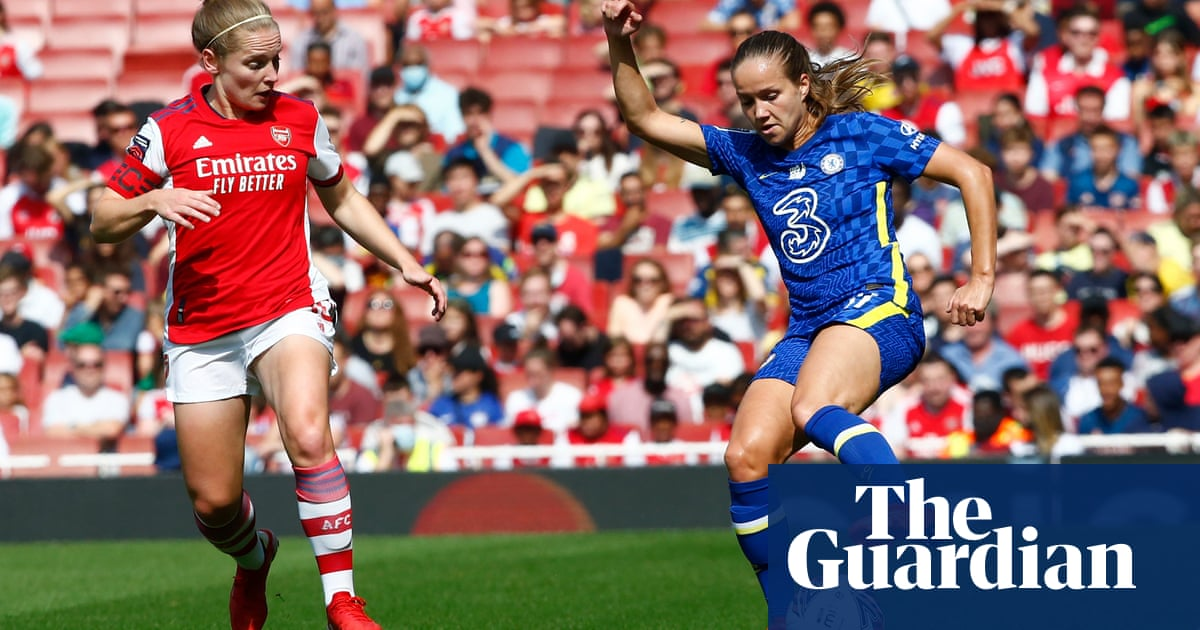 WSL should keep staging games at men's stadiums despite small crowds