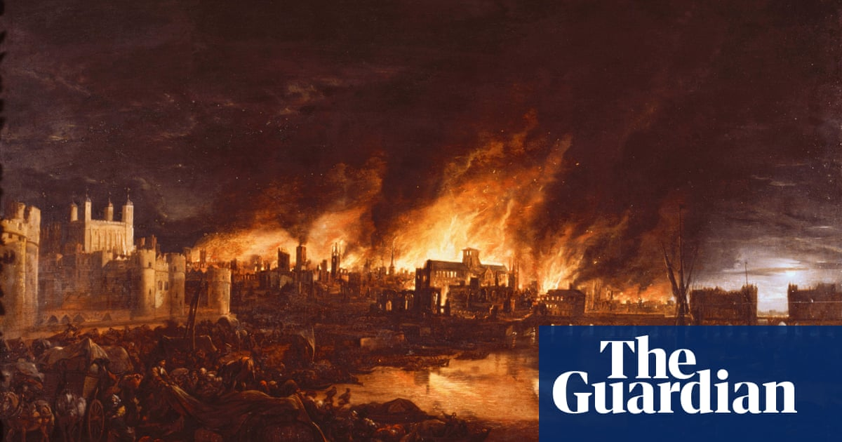 New Exhibition Marks 350th Anniversary Of The Great Fire Of London