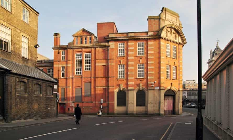 Westminster council acknowledged that the former Royal Mail sorting office was a 'building of merit'.