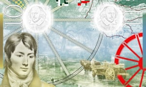 John Constable and William Shakespeare are celebrated on the new UK passport.