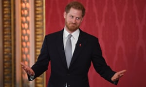 Prince Harry hosts the Rugby League World Cup 2021 draw at Buckingham Palace.