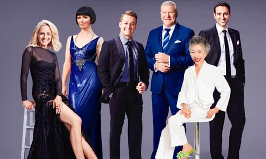 Gold Logie nominees 2016 Logies: Carrie Bickmore, Essie Davis, Scott Cam, Grant Denyer, Lee Lin Chin and Waleed Aly.