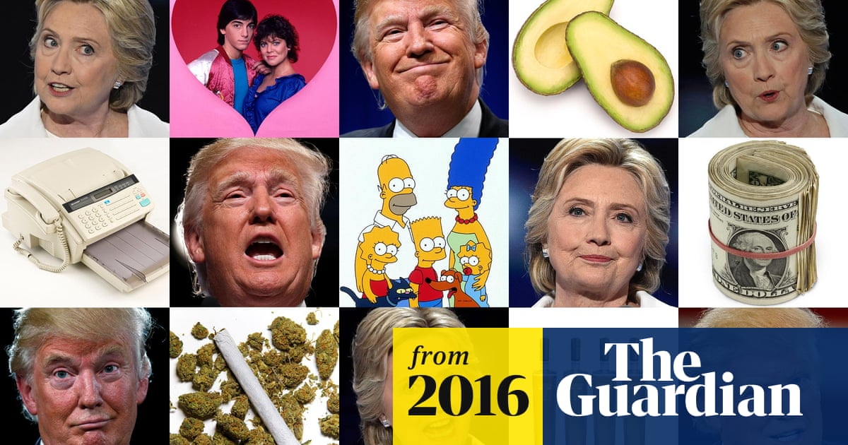 100 election facts for the 100 days to go until Voting Day | US news