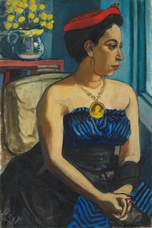 Alice Childress, 1951 by Alice Neel