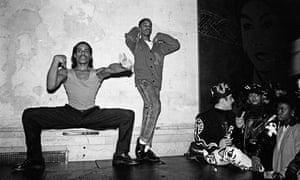 Voguers in New York, 1988.