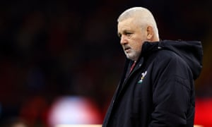 Warren Gatland will be leaving Wales after next year's World Cup.