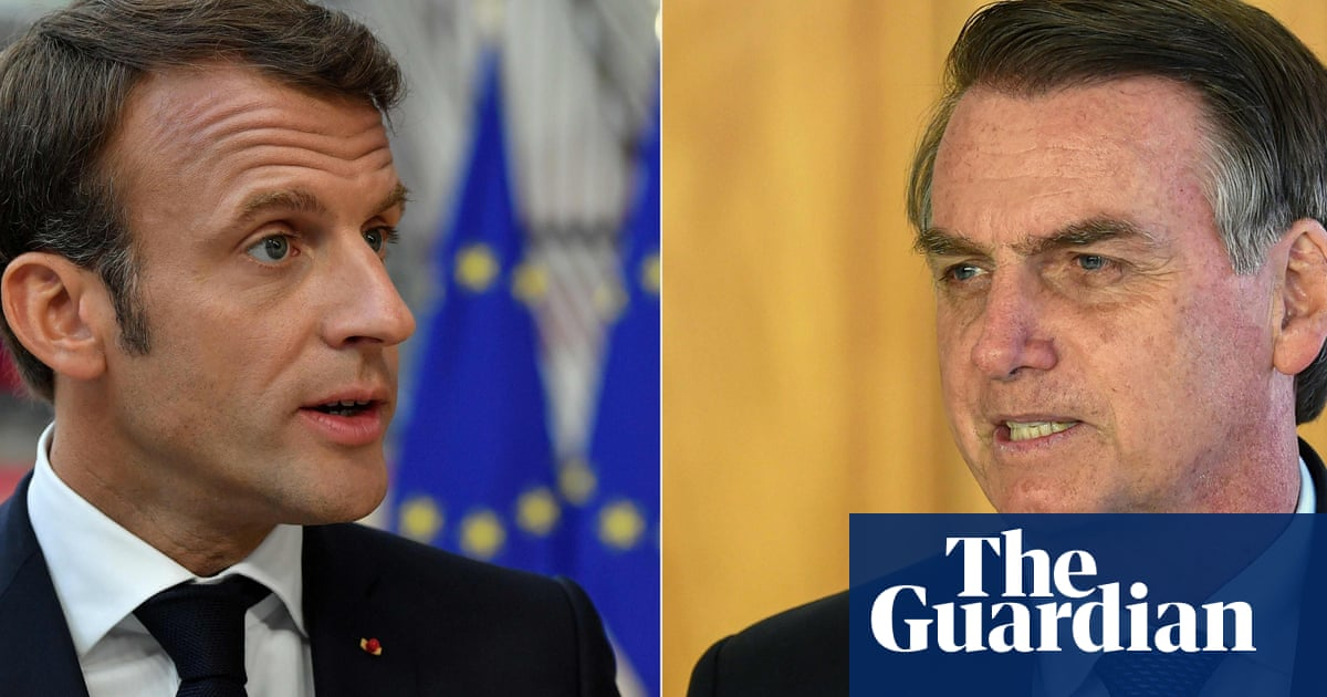 Jair Bolsonaro demands Macron withdraw 'insults' over Amazon fires