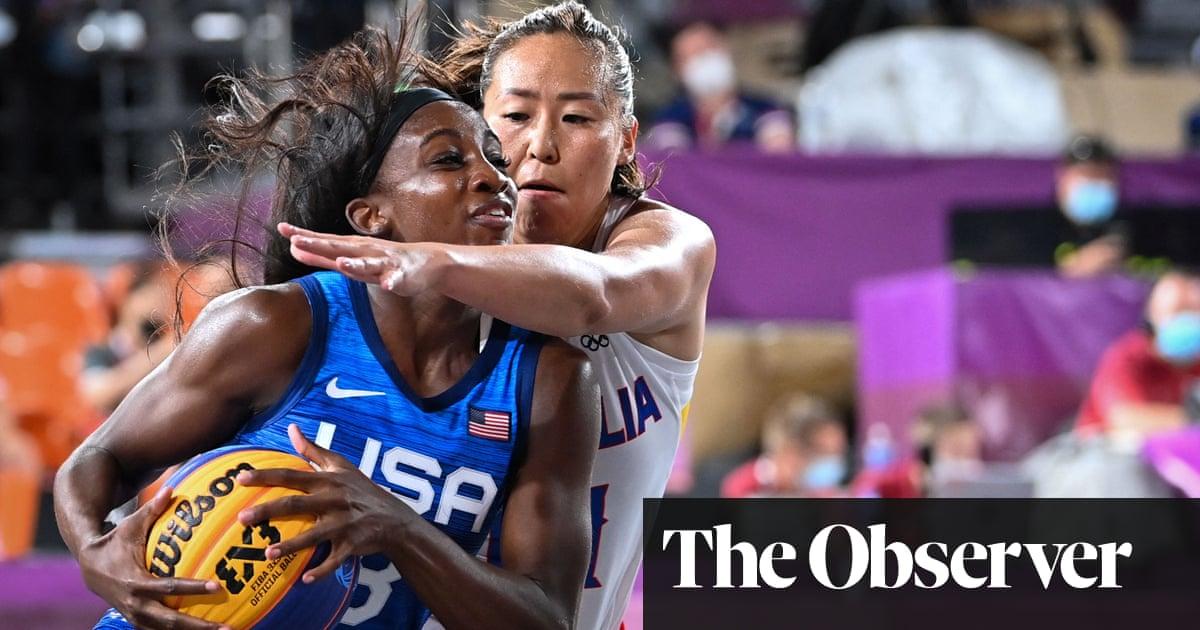 End-to-same-end stuff as 3×3 basketball makes Olympic debut