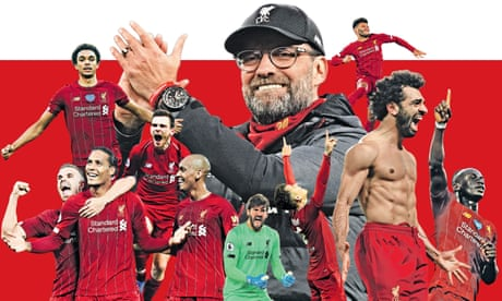 Liverpool are crowned Premier League champions – live reaction ...