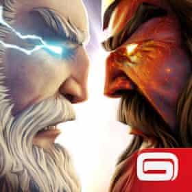 Gods of Rome app logo