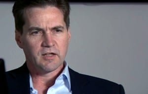 Craig Wright speaking to the BBC in his first interview