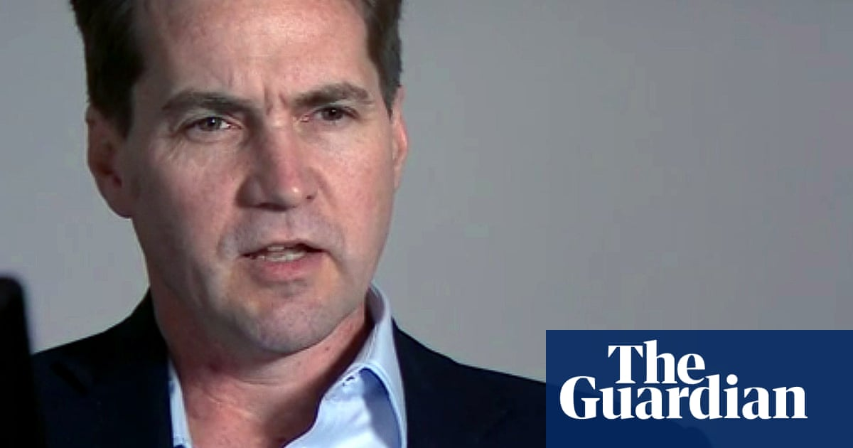 Australian man Craig Wright who says he created bitcoin takes £4bn claim to London high court
