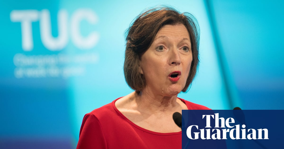 UK making trade deals with countries abusing human rights, says TUC