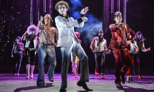 Let's do the Timewarp again: The Revenger's Tragedy at Nottingham Playhouse.