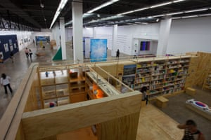 Nokdu Bookstore for the Living and the Dead (2016) by Dora Garcia
