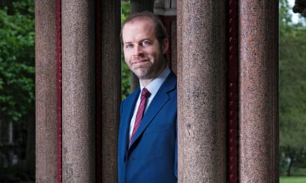 Jonathan Reynolds is one of several younger MPs handed prominent roles under Keir Starmer