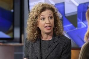 Debbie Wasserman Schultz.