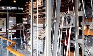 The National Museum of Computing, Milton Keynes