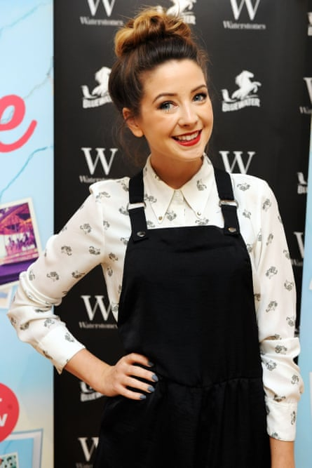Zoe Sugg (aka Zoella)'s first book was the fastest selling of 2014.