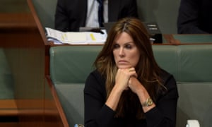 'Credlin's position as Abbott's chief of staff has been held up as proof she cannot be on the side of women'