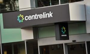 A Centrelink office
