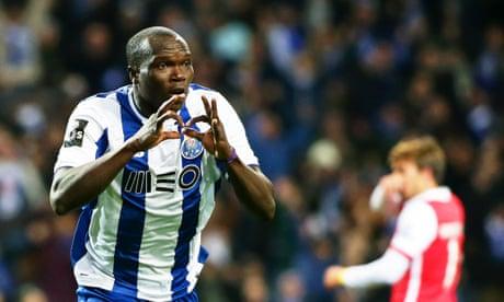 Porto's Vincent Aboubakar atones for faux pas with scoring streak