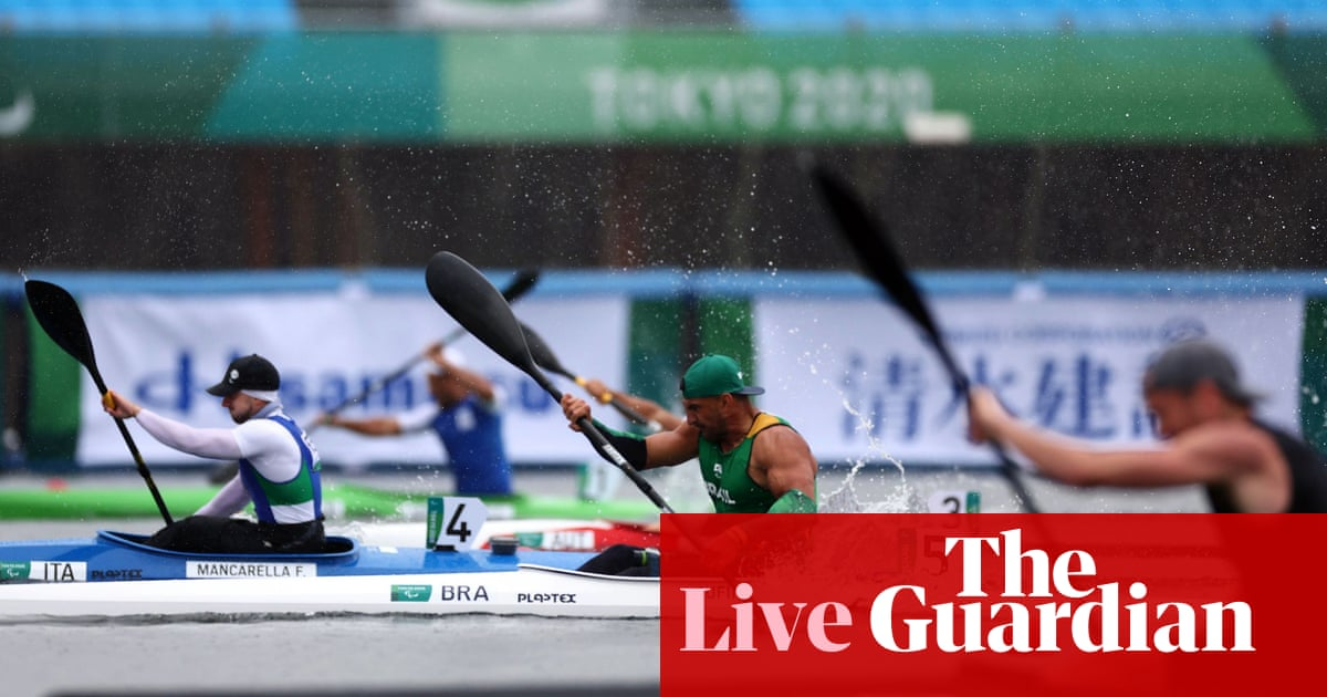 Tokyo Paralympics 2020 day 9: road cycling and table tennis medals, taekwondo starts, and more – live!