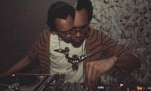 Jace Clayton aka DJ /rupture