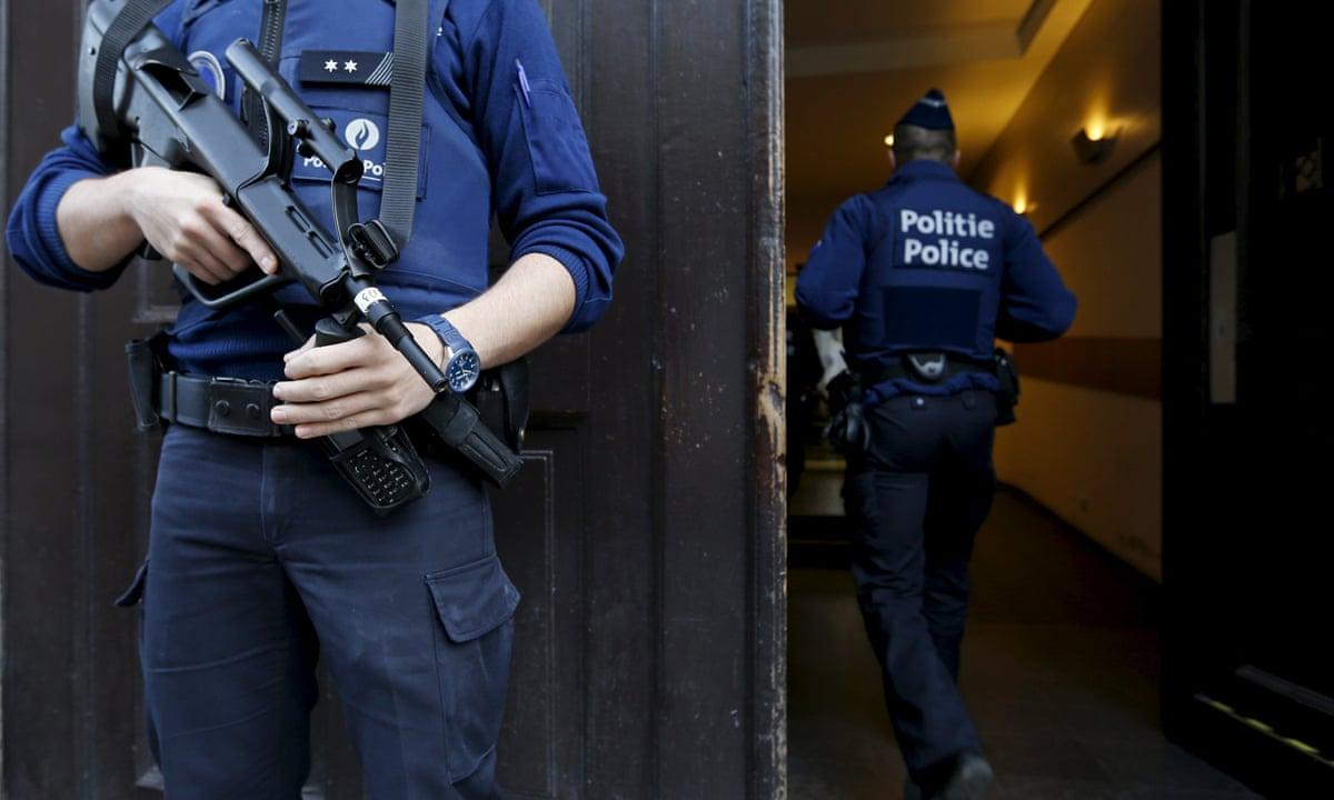 Belgian soldiers and police 'held orgy' during Brussels lockdown   Belgium    The Guardian
