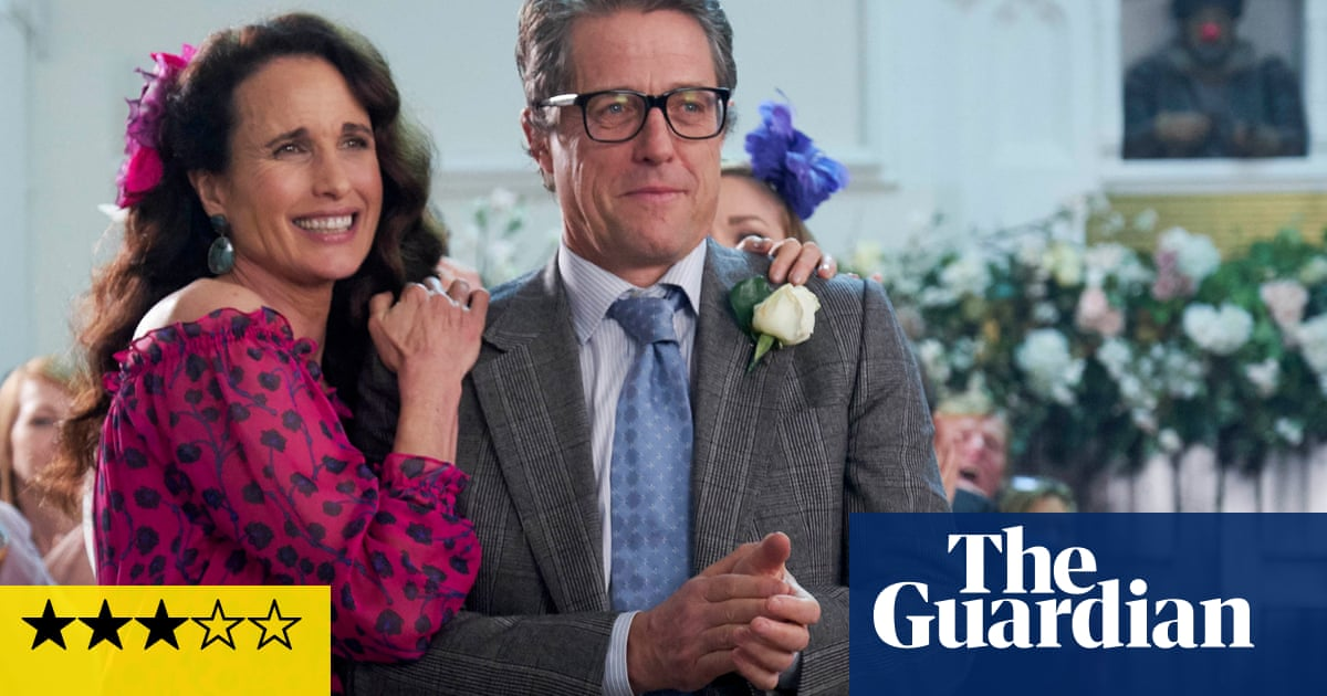 ba09561b0 One Red Nose Day and a Wedding review – Is it still funny? I hadn't noticed