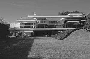 Paul Rudolph: Bass Residence, Fort Worth, TX, USA, 1976