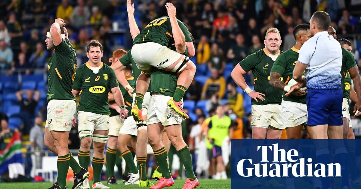 Springboks leave it late to get better of All Blacks and take back No 1 spot