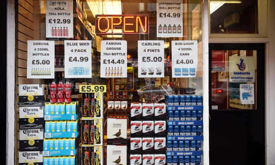 On 15 November Britain's top court supported Scotland's plan to impose a minimum price on alcohol.