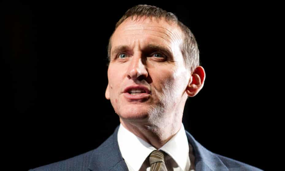 Christopher Eccleston is to star in BBC drama The A Word