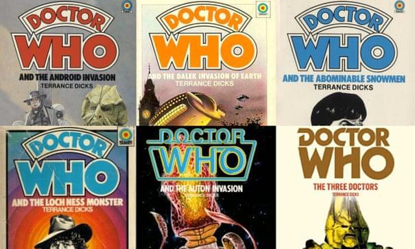 Doctor Who, Star Wars, Alien … why do we love novelisations