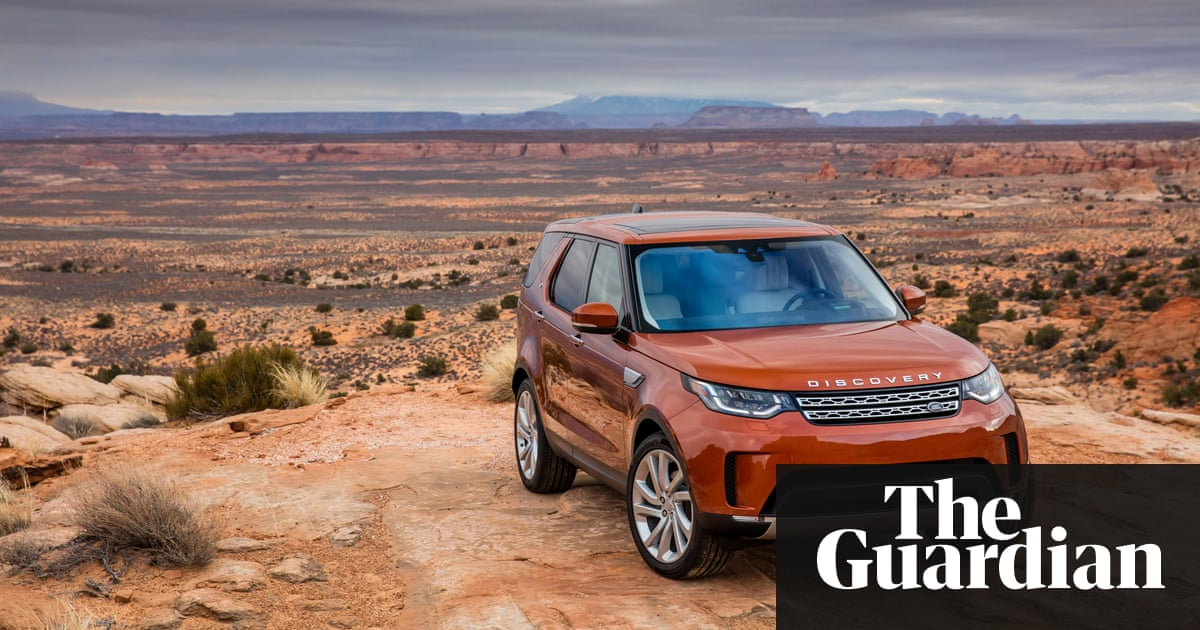 Land Rover Discovery review: \'Do you always reverse into other ...