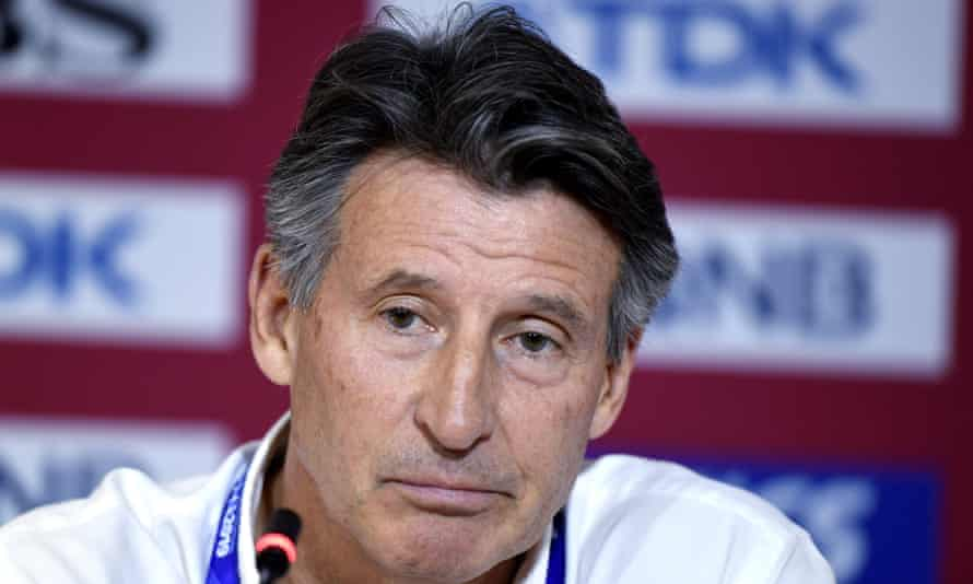 Seb Coe has come in for criticism over the reduction of the Diamond League schedule