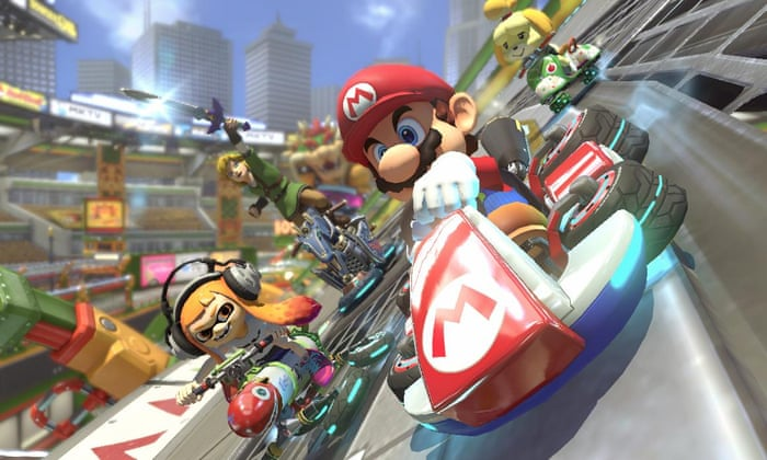 Mario Kart 8 Deluxe review: the best, most versatile game in the series   Mario  Kart   The Guardian