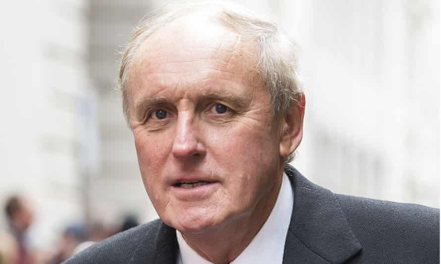 Daily Mail editor Paul Dacre: blasting his political opponents.
