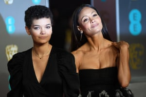 Thandie Newton and her daughter Ripley Parker