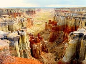 Coal Mine Canyon Grand Canyon
