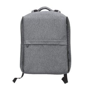grey rucksack