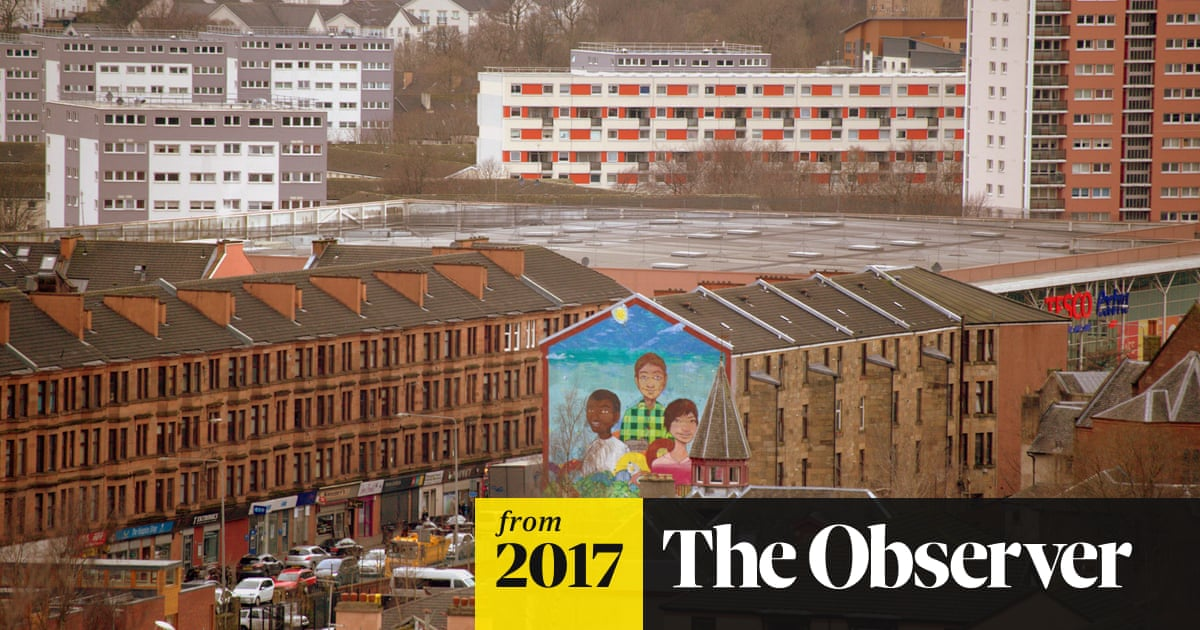 Glasgow's dark legacy returns as gangland feuds erupt in