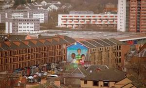 Maryhill in Glasgow